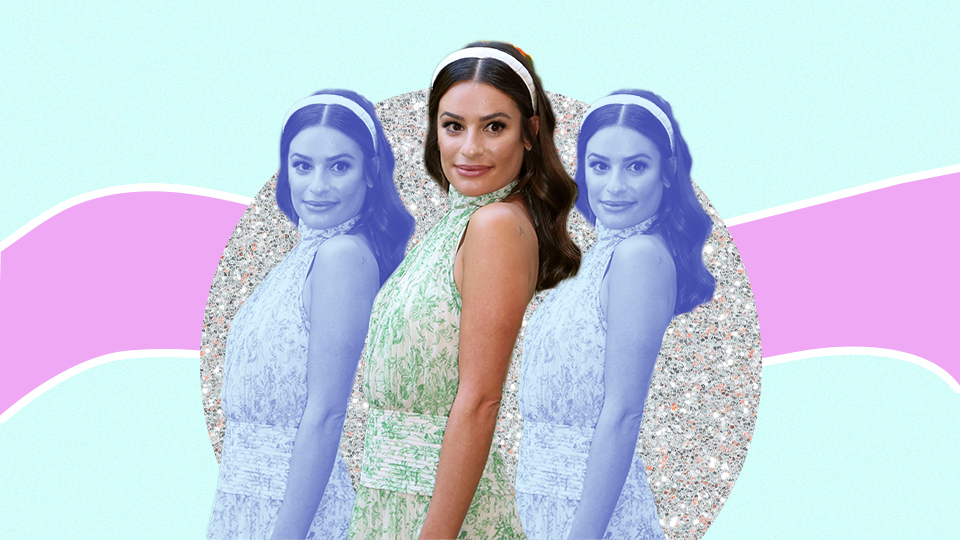 Lea Michele is Taking Her Own Advice While Social Distancing—And It's Good