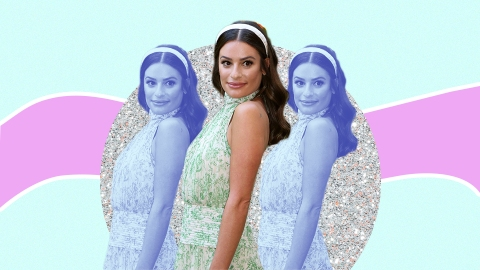 Lea Michele is Taking Her Own Advice While Social Distancing—And It's Good | StyleCaster