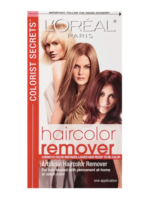 """L""""Oreal Hair Color Remover"""