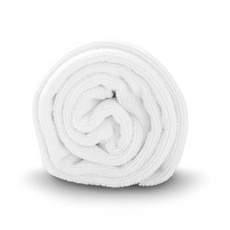 Asciugamano per capelli Luxe Beauty amazon