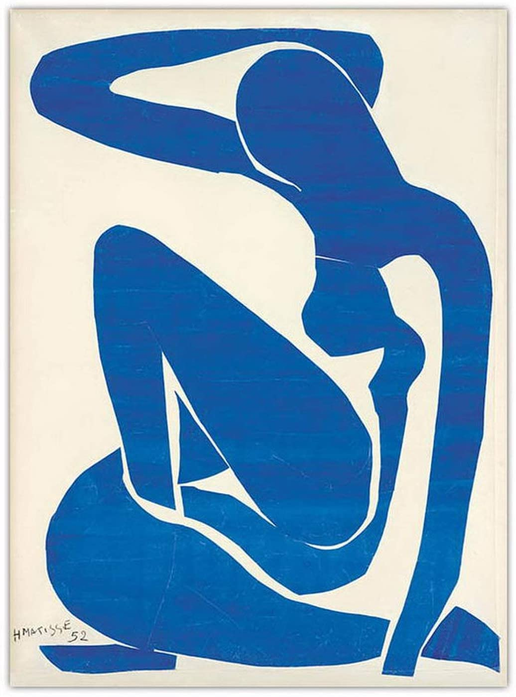 Matisse canvas art print