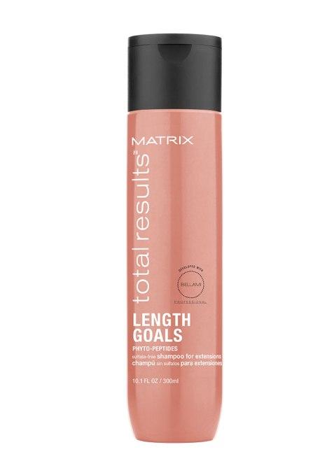 Matrix Total Results Length Goals Shampoo