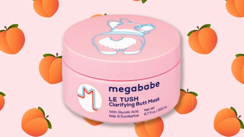 I Tried Megababe's Butt Mask and Now I Can't Stop Using It | StyleCaster