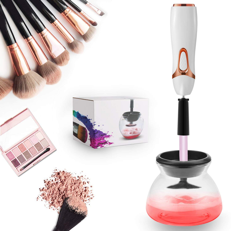 Mevolic makeup brush cleaner