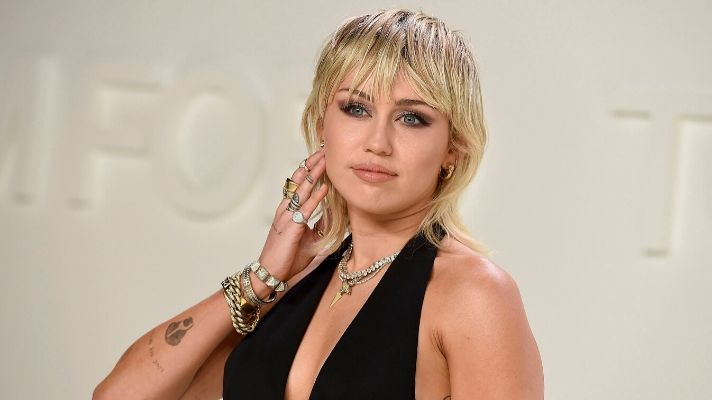 Miley Cyrus Thinks Her New Bangs are Giving 'Tiger King' Vibes