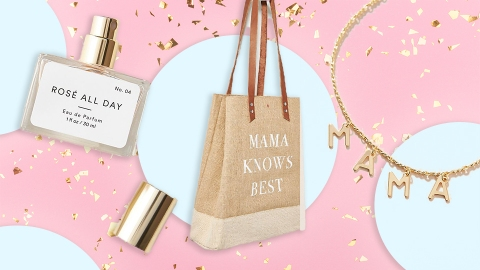 These Mother's Day Gifts From Anthropologie Are Thoughtful & Gorgeous | StyleCaster