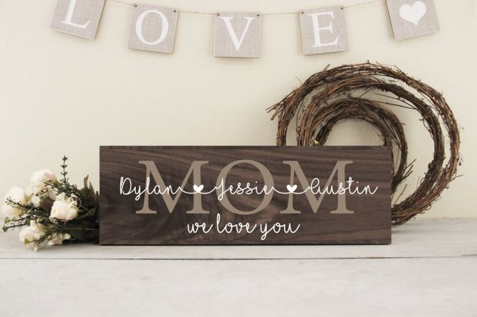 STYLECASTER | Mother's Day gift guide Etsy