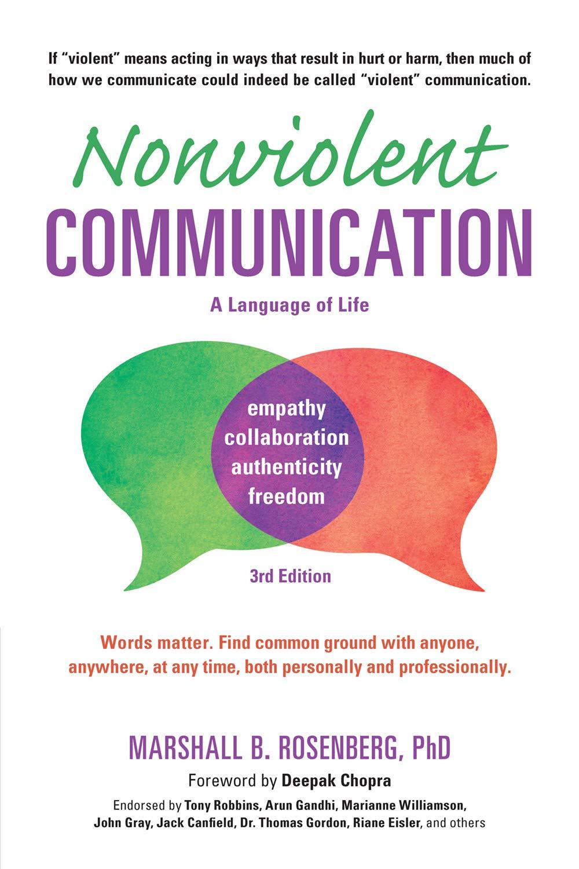 Non-Violent Communication Book