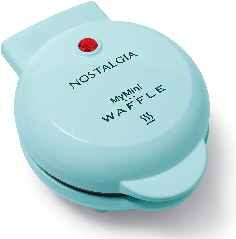 Nostalgia waffle maker