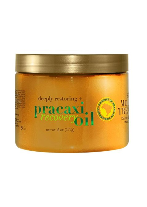 OGX Deeply Restoring + Pracaxi Recovery Oil In-Shower Moisture Treatment