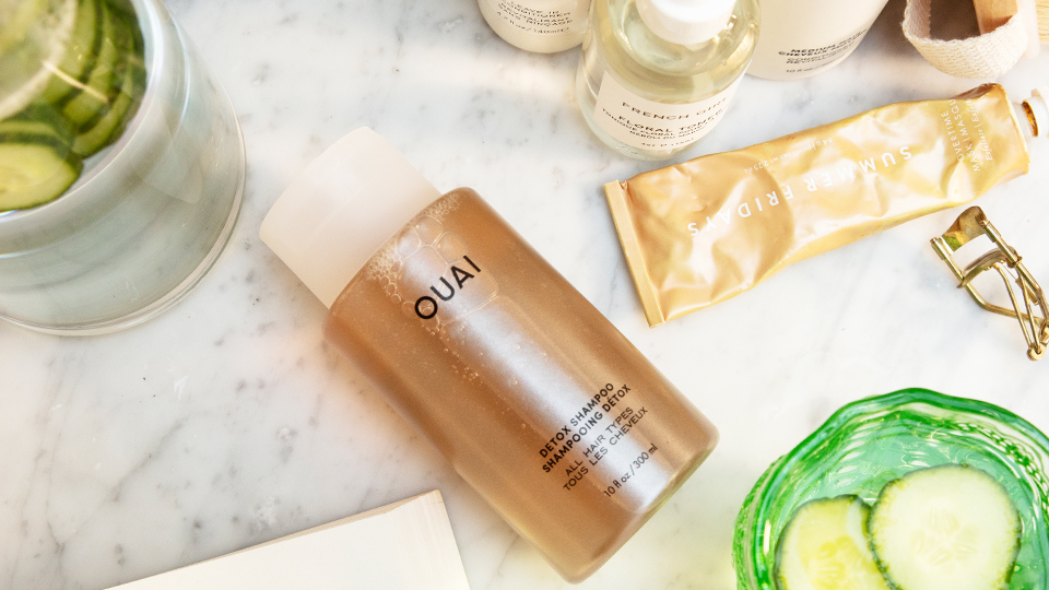 Ouai's New Detox Shampoo De-Gunked My Greasy Hair In One Wash