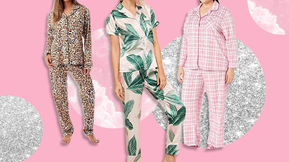Ridiculously Comfy Pajama Sets For a Chic Night of Slumber