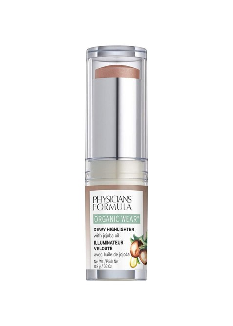 physicians formula organic wear dewy highlighter
