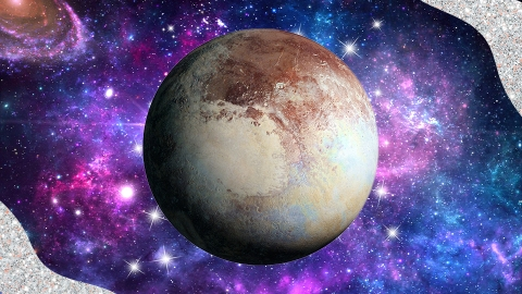 As Pluto Enters Retrograde, The Time To Forgive Is Now | StyleCaster