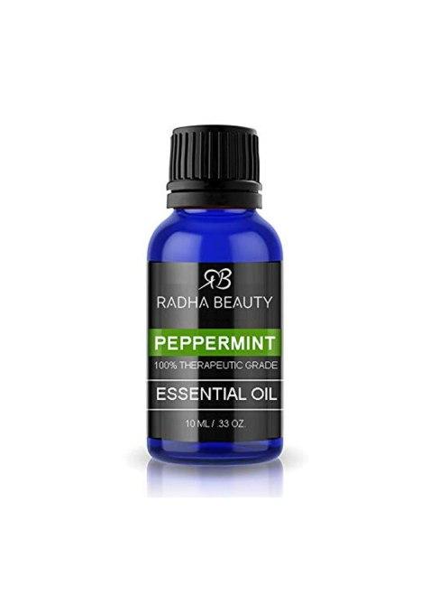 Radha Beauty Peppermint Essential Oil