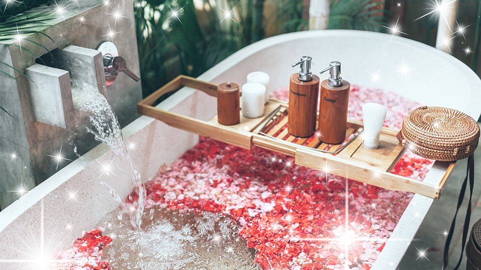 Just 50 Photos of Tantalizing Bubble Baths to Inspire Self-Care