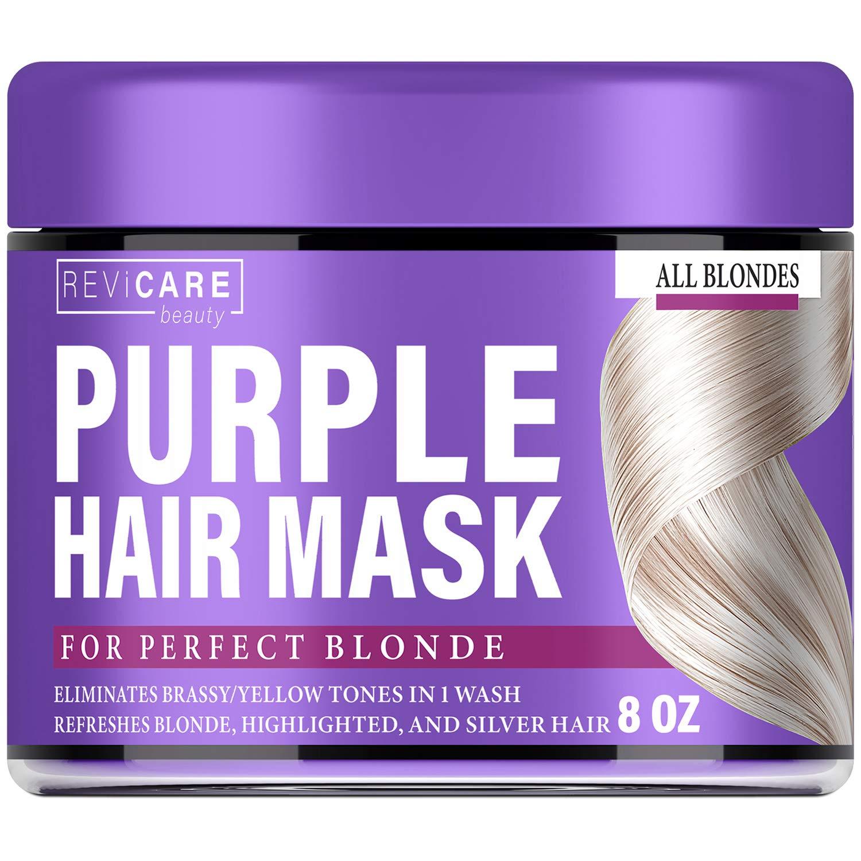 Revivare Beauty blonde hair mask