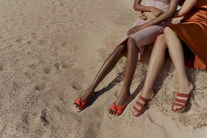 STYLECASTER   Rothy's sandals collection