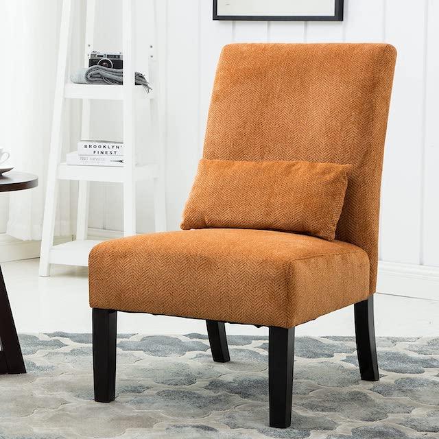 Roundhill Furniture Pisano Accent Chair