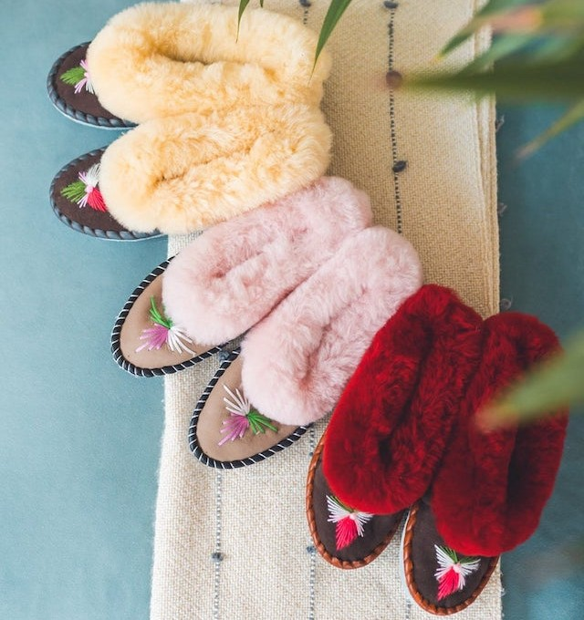 Lucky dip Sheepers slippers