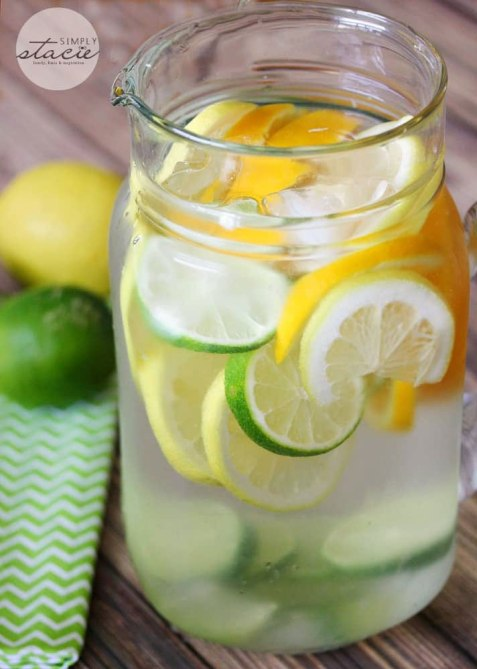 Simply Stacie Citrus Bliss Water