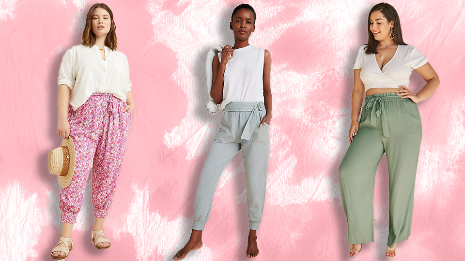 20 Pants That Feel Like Sweats But Make It Look Like You Actually Got Dressed