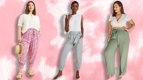 20 Pants That Feel Like Sweats But Make It Look Like You Actually Got Dressed | StyleCaster