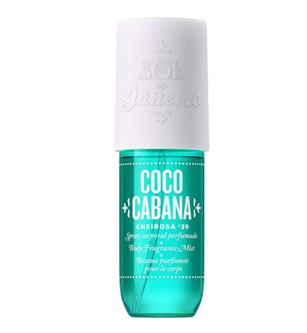 Mist profumato per capelli e corpo Cheirosa Crush brasiliano