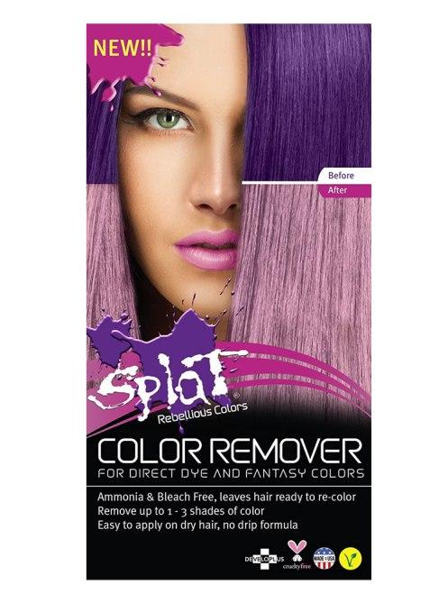Splat Color Remover