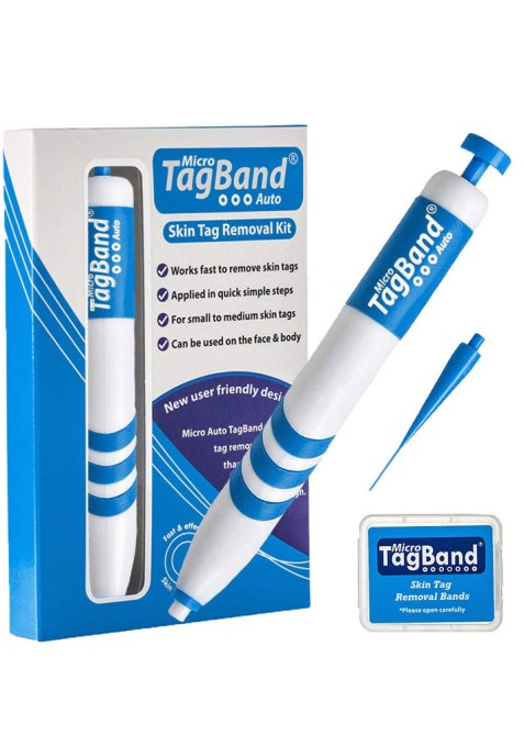 Micro TagBand Skin Tag Remover Device