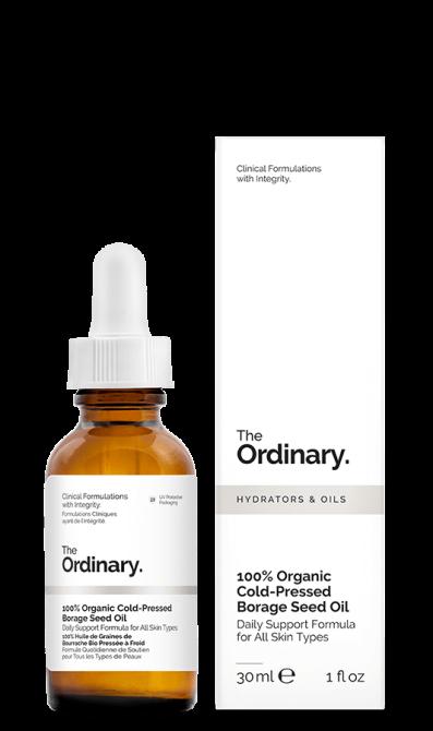 the ordinary borage seed oil