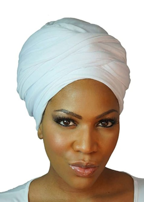The Urban Turbanista Jersey Knit Headwrap