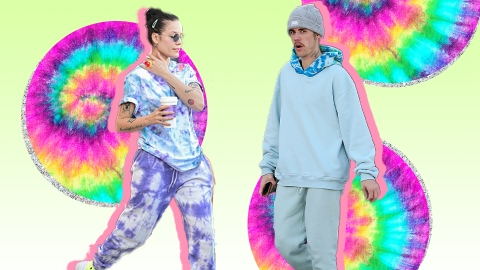 This Is The Perfect Time To Tie-Dye Your Clothes—Here's How To Do It | StyleCaster