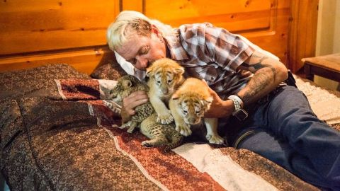 Jeff Lowe Just Revealed the Fate of Joe Exotic's Park After 'Tiger King' | StyleCaster