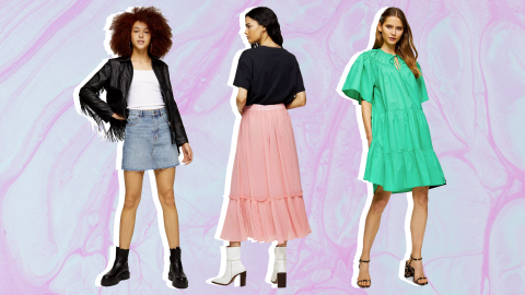 Topshop's 50%-Off Sale Is the Perfect Excuse to Stock Up On Cute Summer Looks | StyleCaster