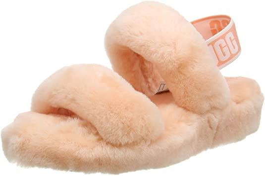UGG pink Oh Yeah Sandal