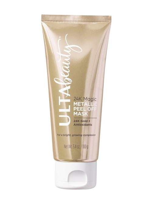 Ulta Beauty 24K Magic Metallic Peel Off Mask