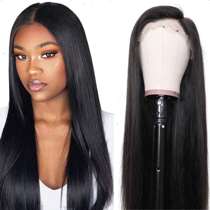 UNice 13x6 Straight Lace Front Wig