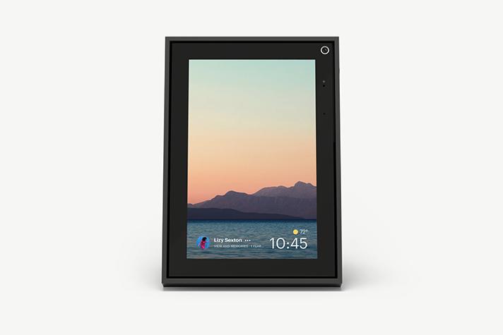 Mini Portal by Facebook device