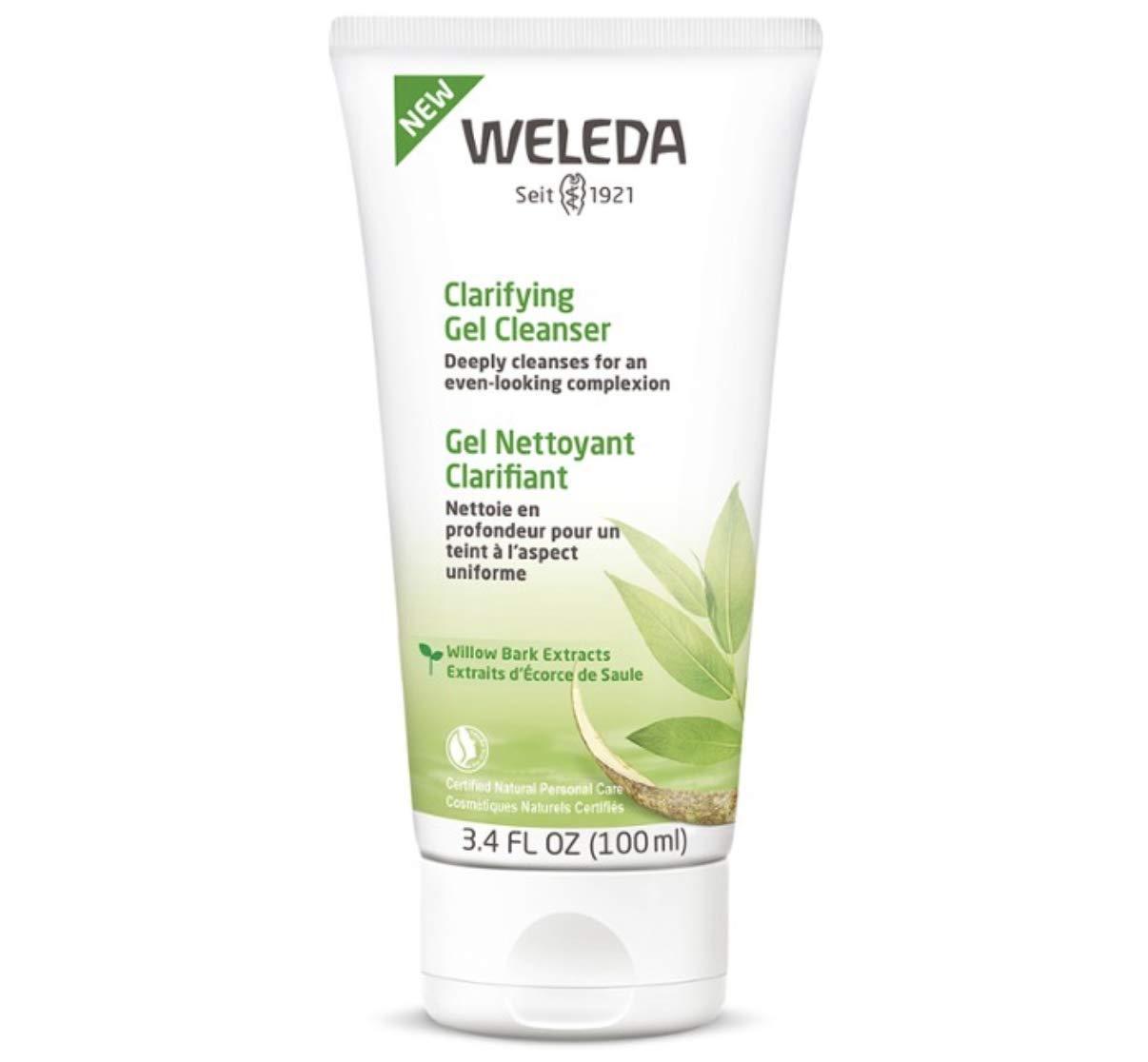 Weleda clarifying cleanser