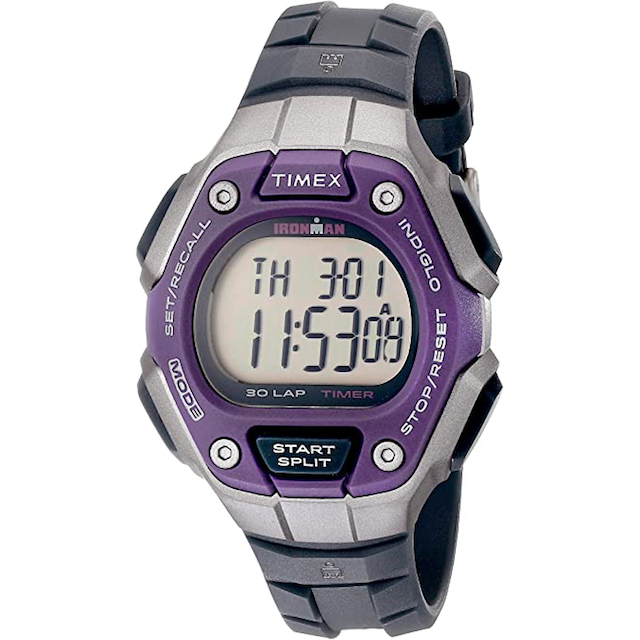 womens sports watch timex These Women's Sport Watches Track Your Physical Performance the Old School Way