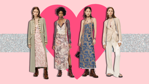 BRB, Zara's Romantics Collection Has Me Falling In Love   StyleCaster