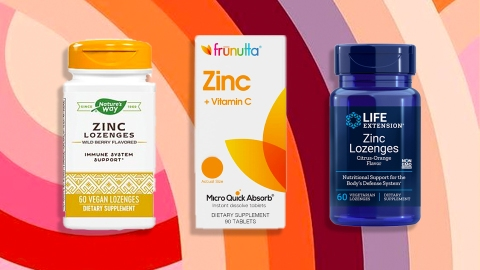 5 Zinc Lozenges for Soothing a Sore Throat and Supporting Overall Health   StyleCaster