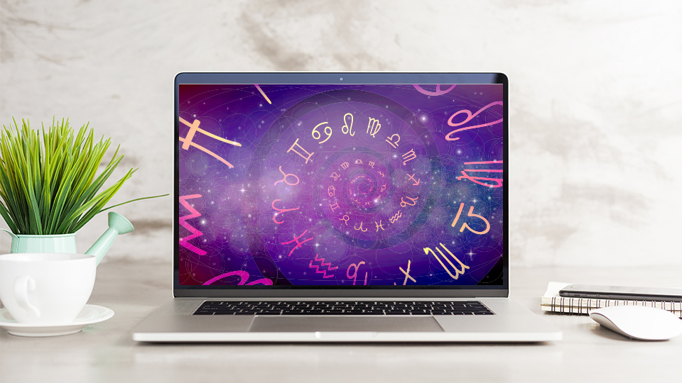What Zoom Background You Should Use, According to Your Zodiac Sign