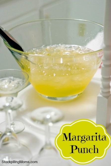 STYLECASTER | Cinco de Mayo Cocktail Ideas | margarita punch