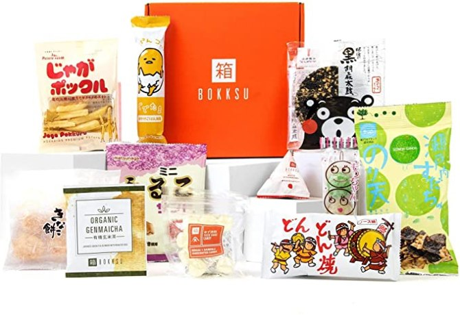 STYLECASTER | Best Subscription Boxes | bokksu snack box