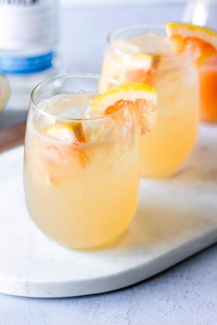 STYLECASTER | Cinco de Mayo Cocktail Ideas | poloma