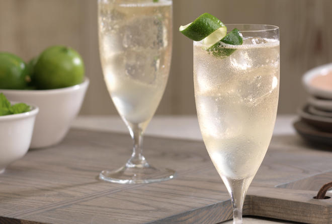 STYLECASTER | Cinco de Mayo Cocktail Ideas | patron lime cocktail