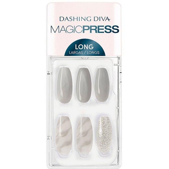 Dashing Diva Magic Press Full Spectrum Press sulle unghie in gel