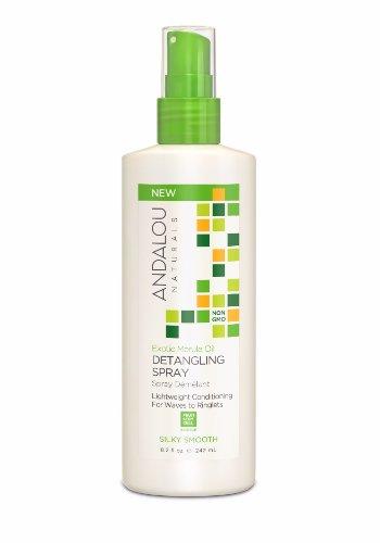 Andalou Naturals detangling spray